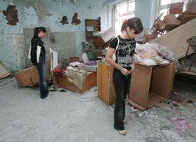 Школа в Беслане (Фото: ЧТК)