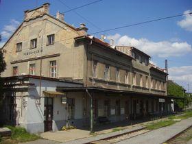 Вокзал в Бубнах, Фото: Jan Groh, CC BY 3.0
