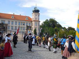 Замок Мнишек, фото: Лорета Вашкова