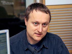 Tomáš Jakl, photo: Alžběta Švarcová, ČRo