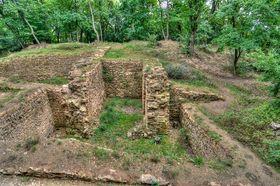 Burgruine Nový hrad u Kunratic (Foto: Lukáš Kalista, CC BY-SA 4.0)