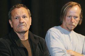 Miroslav Krobot (vlevo) aKarel Roden, foto: ČTK