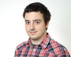 Václav Orcígr (Foto: Khalil Baalbaki, Archiv des Tschechischen Rundfunks)