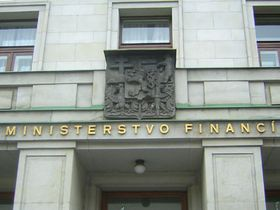 Tschechisches Finanzministerium (Foto: Marián Vojtek, Archiv des Tschechischen Rundfunks)