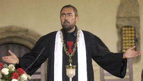 День памяти Яна Гуса в Праге - богослужение, фото ЧТК