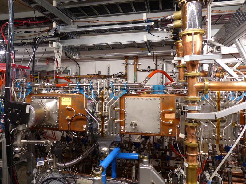 Fermilab, foto: Klára Stejskalová