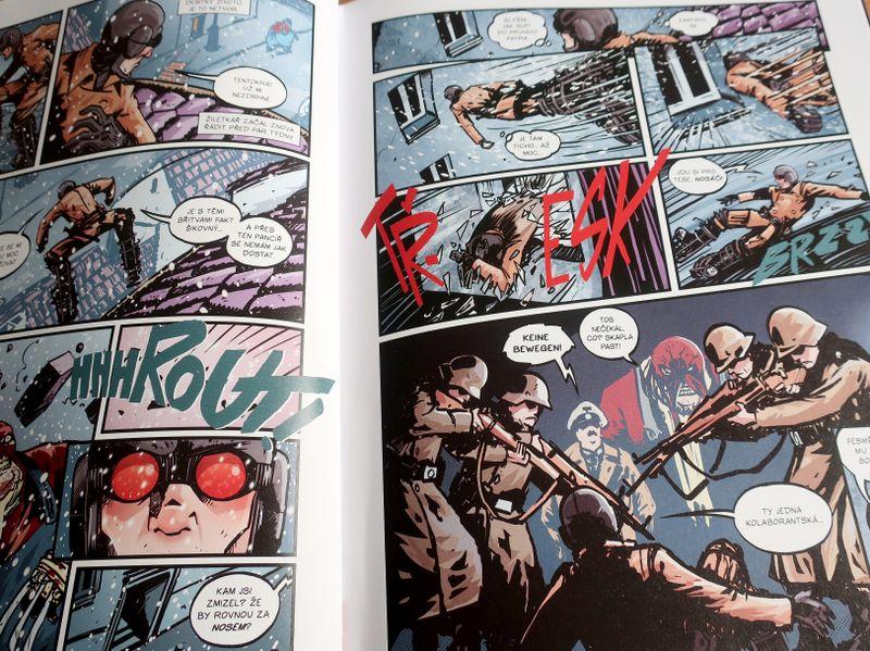 Comic - komiks (Foto: CREW)