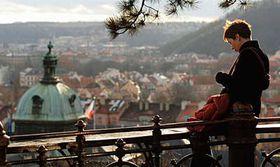 Caluroso invierno en Praga (Foto: CTK)