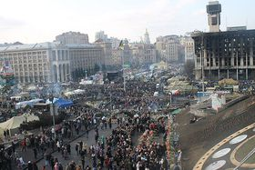 Majdan, Kyjev, Ukrajina, srpen 2016, foto: Foto: A1, CCO