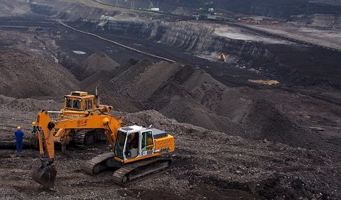 La mine de charbon de Turow, photo: Anna Uciechowska, CC BY-SA 3.0