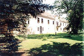 Замок Табор-Мешице, фото: Wikipedia CC BY-SA 3.0