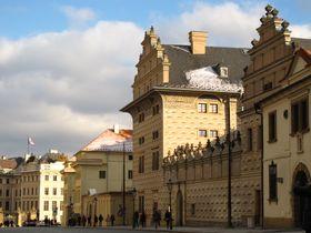Palais Schwarzenberg (Foto: Kristýna Maková, Archiv des Tschechischen Rundfunks - Radio Prag)