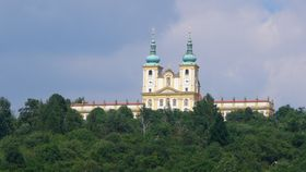 Svatý kopeček uOlomouce, foto: Michal Maňas, Wikimedia Commons, CC BY-SA 2.5