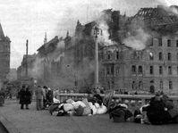 Prague, February 1945
