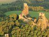 Les ruines du château de Trosky, photo: Zdeněk Fiedler, CC BY-SA 3.0