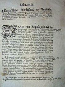 Böhmische Chronik