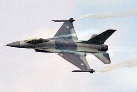 F-16, foto: CTK