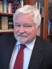 Petr Pithart, photo: archive of Radio Prague International
