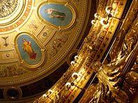 Interiér Národního divadla, foto: Barbora Kmentová