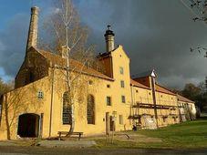 La antigua fábrica de cerveza en Lobeč, foto: archivo de la cervecería de Lobeč