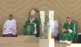 Papst Benedikt XVI. besuchte auch einmal die Tschechische Republik (Foto: Gloria TV)