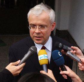 El primer ministro, Vladimir Spidla, foto: CTK