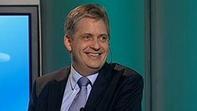 Jiří Dienstbier (Foto: Tschechisches Fernsehen)