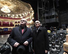 Ministr kultury Daniel Herman, Jan Burian, foto: ČTK