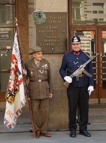 Ветеран боев за Чешское радио, Фото: Милош Турек, Чешское радио - Радио Прага