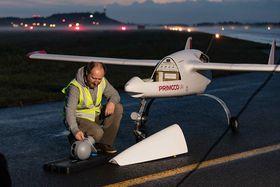 Photo: Primoco UAV