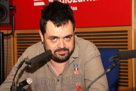 Pavel Novotný, foto: Šárka Ševčíková, ČRo