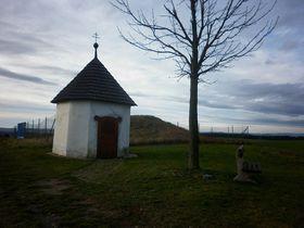 Kaplička vŘehořově, foto: Zdeňka Kuchyňová