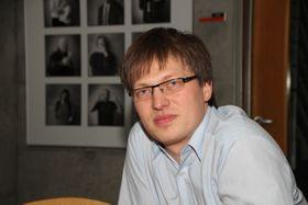 Lukáš Černohorský (Foto: Prokop Havel, Archiv des Tschechischen Rundfunks)