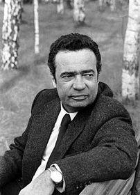 Vladimir Mensik, photo: CTK