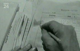 Список избирателей. Кадр из фильма «Пупендо», фото: ЧТ24