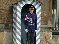 Soldier of the Prague Castle Guard