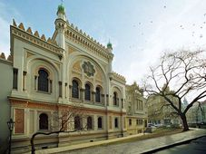 El Museo Judío de Praga, foto: CzechTourism