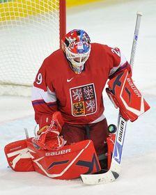 Tomáš Vokoun, photo: CTK