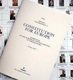 Европейская Конституция (Фото: ЧТК)