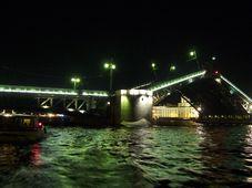 Разведение мостов, Фото: Антон Каймаков, Чешское радио - Радио Прага