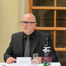 Martin Reissner (Foto: Martina Schneibergová)