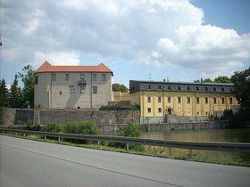 Le château et le château fort de Polná, photo: Jana Lánová, CC BY-SA 3.0 Unported