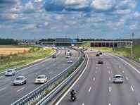 Autobahn in Deutschland (Foto: Rl91, Wikimedia Commons, CC BY-SA 3.0)