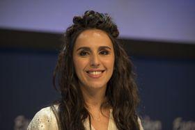 победительница «Евровидения-2016» Джамала, фото: Албин Олсон CC BY-SA 4.0