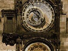 El Reloj Astronómico de Praga, foto: Kristýna Maková