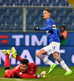 Patrik Schick, photo: CTK