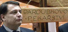 Paroubek's bakery, photo: CTK