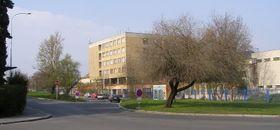 Военная больница в Праге, фото: Даниэл Баранек, Wikimedia CC BY-SA 3.0