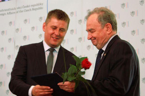 Jan Voříšek, foto: Barbora Němcová