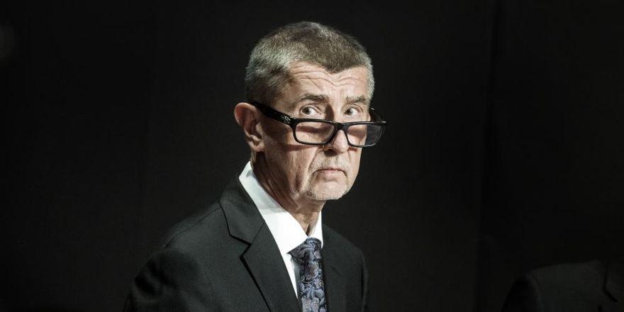 Andrej Babiš, photo: Michaela Danelová / Czech Radio